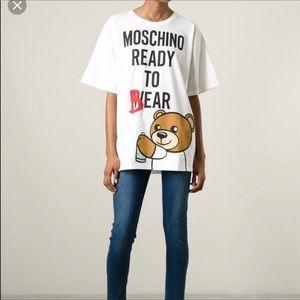 Moschino ready to bear tee